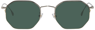 Paul Smith Silver Shiny Brompton Glasses