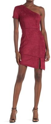 NSR Joanna One Shoulder Mini Dress