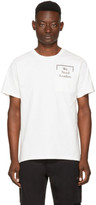 Public School White we Need Leaders Cooked T-shirt
