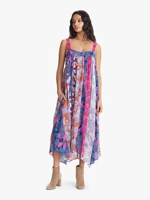 XiRENA Tatum Dress - Sunset Print/Pink