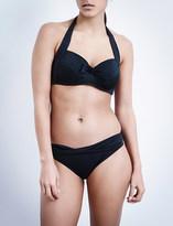 Seafolly Goddess halterneck bikini top
