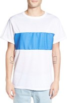 Ezekiel Men's 'Chester' Contrast Panel T-Shirt