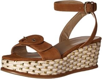 Stuart Weitzman Women's MAKEITSO Wedge Sandal