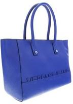 Versace Ee1vobbo3 E224 Blue Shopper/tote.