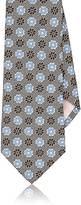 Fairfax Men's Floral Medallion Silk Necktie