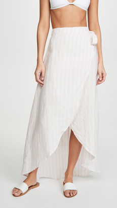 Onia Amanda Wrap Skirt