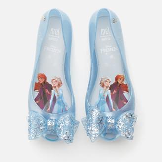 Mini Melissa Kids' Disney Frozen Ultragirl Ballet Flats