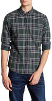 Scotch & Soda Woven Check Long Sleeve Classic Fit Shirt