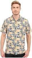 Tommy Bahama Cassis Print Camp Shirt
