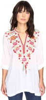 Johnny Was Blossom Blouse Women's Blouse