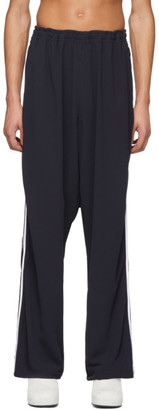 Random Identities Navy 2-Stripe Lounge Pants