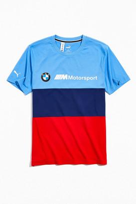 Puma X BMW M Motorsport Logo Tee