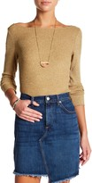 Luma Knit Long Sleeve Blouse