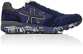 Premiata Men's Mick Sneakers-NAVY
