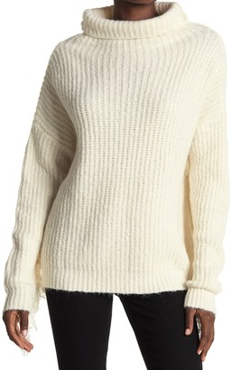Line Frances Ribbed Knit Sweater
