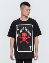 Black Scale Spades S/S T-Shirt