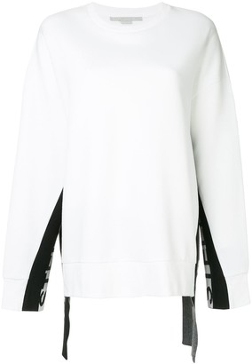 Stella McCartney Logo Insert Sweatshirt