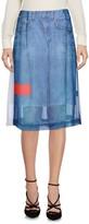 Preen Line Knee length skirts - Item 35340773