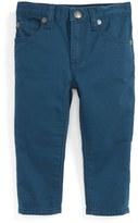 Infant Boy's Peek Slouch Cotton Twill Jeans