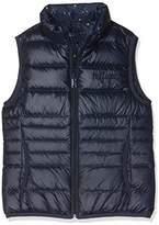Tommy Hilfiger Girl's Thkg Rev Light Down Vest Gilet,(Manufacturer Size: 5)