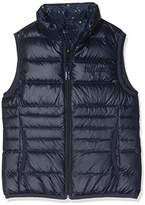 Tommy Hilfiger Girl's Thkg Rev Light Down Vest Gilet,(Manufacturer Size: 7)