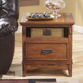 Signature Design by Ashley Cross Island End Table
