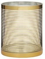 Amalfi by Rangoni Blitz Candle Holder 10 x 12cm Gold