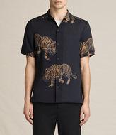 AllSaints Java Short Sleeve Shirt