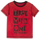 True Religion Boys' True Wild One Tee - Sizes 2-7