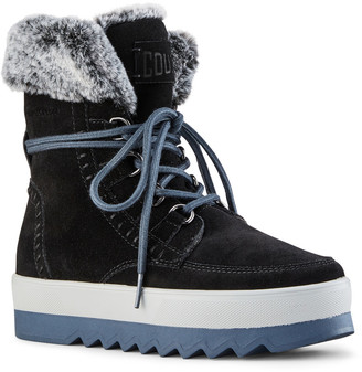 Cougar Vanetta Polar Plush Suede Winter Booties