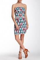 Tart Serenity Printed Popover Dress