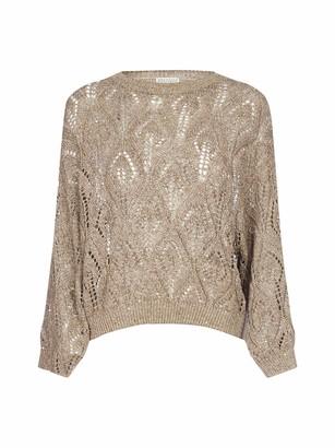 Brunello Cucinelli Crewneck Knit Pullover
