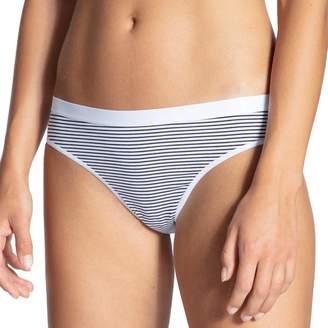 Calida Women's Natural Joy Stripe Full Brief