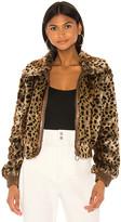 ASTR the Label Faux Fur Remy Jacket