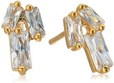 "Gorjana Holiday"" Amara Stud Earrings"