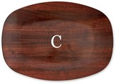 Williams-Sonoma Williams Sonoma Personalized Shatter-Resistant Platter, Wood