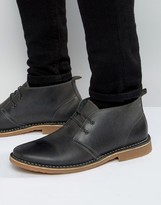 Jack and Jones Gobi Warm Lining Desert Boots