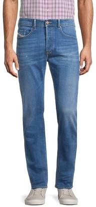 Diesel Regular Slim Tapered-Fit Jeans