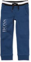 HUGO BOSS Logo Cotton Jogging Trousers