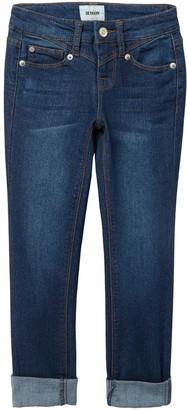Hudson Meg Mid Rise Skinny Jeans (Big Girls)
