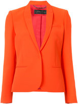 Barbara Bui fitted blazer - women - Polyester/Viscose - 8