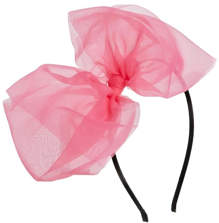 Asos Limited Edition Soft Bow Headband