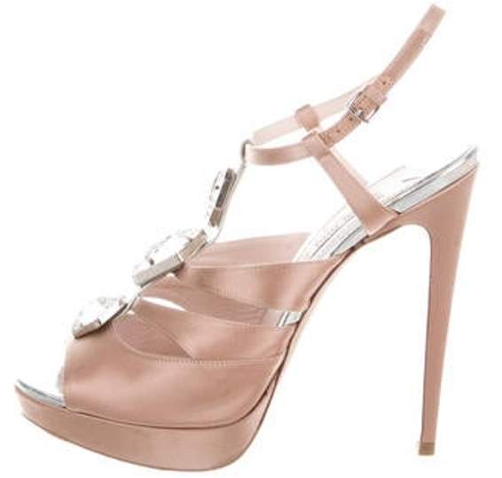 ce010355f70 Peep-Toe Platform Pumps rose Peep-Toe Platform Pumps