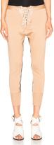 Unravel FWRD Exclusive Lace Up Leggings