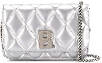 Balenciaga B. Wallet on Chain bag
