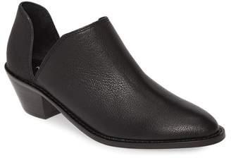 Kelsi Dagger Brooklyn Keenest Leather Block Heel Bootie