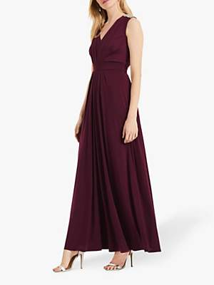 Phase Eight Tomasi Beaded Shoulder Dress