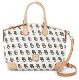 Dooney & Bourke Baylor Leather Satchel