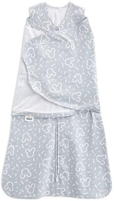 Disney Mickey Mouse HALO SleepSack Swaddle for Baby Gray