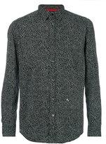 Diesel star print shirt - men - Cotton/Spandex/Elastane - S